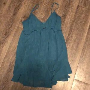 Xxs BCBG babydoll dress